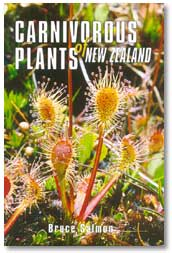 Bruce Salmon Carnivorous Plants of New Zealand