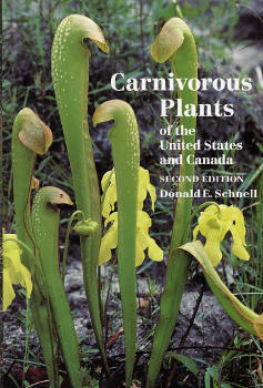 Carnivorous Plants of the United States and Canada by Donald Schnell